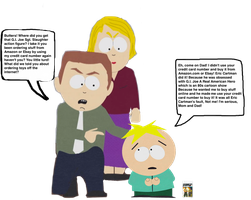 Butters being yelled at his Parents 04 by darthraner83