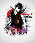 The Abstract Man by MeRi-SlOt