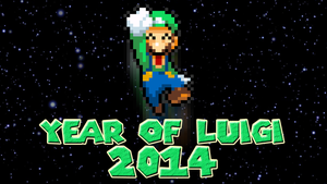 Year of Luigi 2014 by KingAsylus91