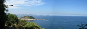 Sight from the Morro do Leme 4 by ViniciusDoideira