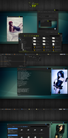VentZer0.2 Theme Suite Preview by grindKerensky