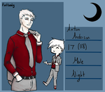 Anton Anderson by justsupposingitsblue
