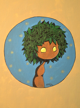 Little Tree by ElzieBanana