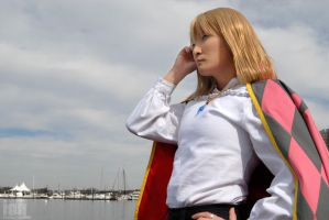 HMC cos: Howl at sea by Stealthos-Aurion