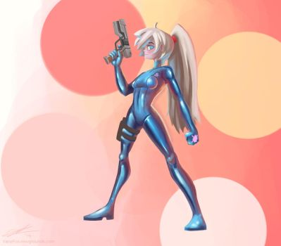 Zero Suit by VaneFox