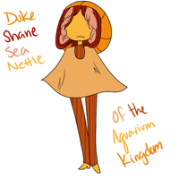 Duke Shane Sea Nettle by AskPrinceCal