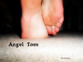 angel toes by FootFetish
