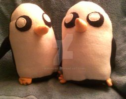 Gunter Plush by kiashone