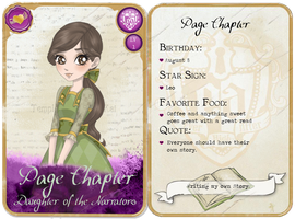 EAH: Page Chapter Card by PageChapter