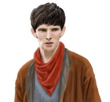 Merlin by Tenshi-Inverse