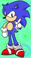 Sonic CD Style by DreamBex