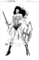 WONDER WOMAN Commission by JoePrado2010
