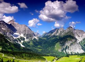 The Alps PARADISE 6 by mutrus