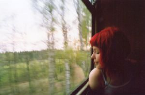 Last train home, in colour. 3 by angelkath