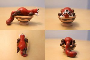 A Bowlful of Pabu [Body Shot] by lonelysouthpaw
