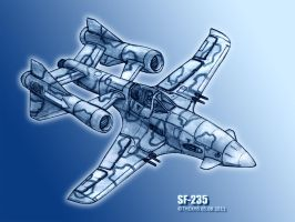 SF-235 by TheXHS