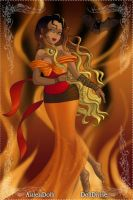 Fire alias Earth by WhisperingWindxx