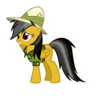 Daring-Do 45 by DrumblastingQuilava