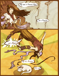 Winter's Tales: pg 1 by kristinamy