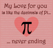pI Love You by AlwaysLoveLorn