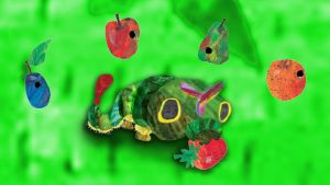 010 - Caterpie by The-Indie-Gamer-Guy