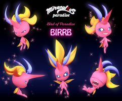 Birrb - Bird of Paradise by SupercellComic