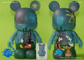 Vinylmation - Fireworks by Mametchi