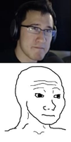 Mark got dem feels by slendermanchicken