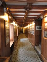 Panelled Hall by foxyfellowuk