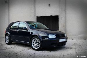 VW golf MK4 euro1 by Chipsy007