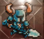 Shovel Knight Beadsprite by AngrehToast
