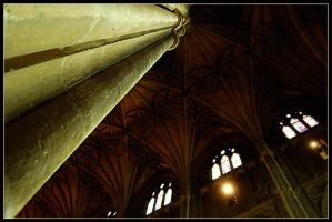 Gothic Perspective by Elwinga