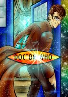 Doctor Who by ChikKV