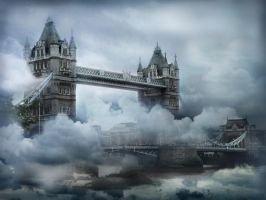 Tower Bridge by Ravven-Stock