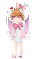 bunny by Tangy-chan