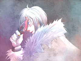DGM - Allen - Crowned by Scarlet-Shinigami