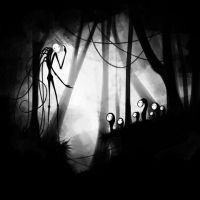 Slendy Forest by theLastSamu
