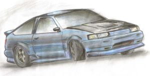 Corolla by I-Dont-Do-Art