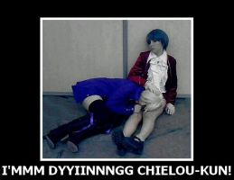 Cosplay Alois and Ciel by SetsukiMeigetsu