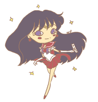 011712 Sailor Mars by istoleyourstar