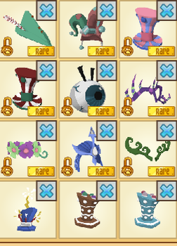Selling or Trading Items (list 4 of 7) by whiskers2413