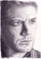 Dean Winchester by Simon-Field