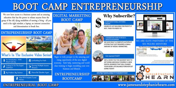 Digital Marketing Boot Camp by EarnWhileYouLearn