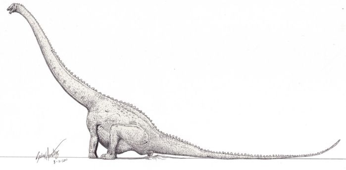 Could sauropods sit? by palaeozoologist