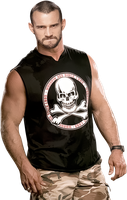 Stone Cold CM Punk Photomontage by AYB12 by AyBenoit12
