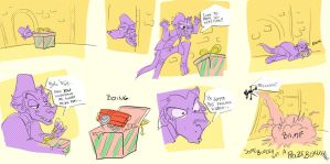 Comic- Prize Boxed by Fyuvix
