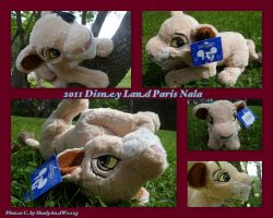 2011 Disney Land Paris Nala by DoloAndElectrik