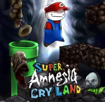 Super Amnesia Cry Land! by ZutaraRaven