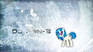 DJ PON-3 Freedom Wallpaper by LuGiAdriel14