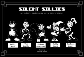 Silent Sillies Cast by JK-Antwon